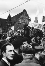 Robotnicy wyszli na ulice Poznania 28 czerwca. Domagali się obniżek cen i podwyżek wynagrodzenia. Władza wysłała przeciwko nim czołgi