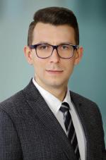 Szymon Suchcicki, prawnik w kancelarii Kochański Zięba i Partnerzy