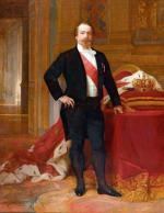 Cesarz Napoleon III (w latach 1852–1871; wcześniej przez cztery lata pełnił funkcję prezydenta Francji)
