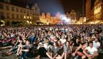 Na wrocławskim rynku w weekendy słychać wszystkie europejskie języki