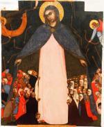 """Barnaba da Modena, """"Maria Matka Miłosierdzia"""", 1375 – 1376"""