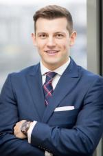 Łukasz Gembiś, prawnik, associate w Dziale Rozwiązywania Sporów K&L Gates