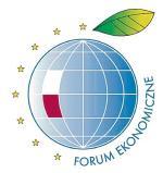 XXVI Forum Ekonomiczne w Krynicy 6 – 8 września 2016 r. www.forum-ekonomiczne.pl