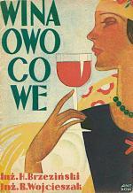 Zabytkowa książka o produkcji  win