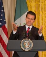 Enrique Pena Nieto w marcu porównał Trumpa do Hitlera. Teraz przyjął go w swoim pałacu