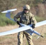 FlyEye ożarowski bezzałogowy lekki zwiadowca może wskazywać cele artylerii