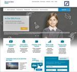 Wysoko ocenione strony internetowe banków: Deutsche Bank, BGŻ BNP Paribas, BOŚ Bank