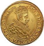 5 dukatów litewskich  Zygmunta III Wazy,  1622 rok