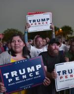 Trump wciąż ma poparcie dołów partyjnych, np. na Florydzie.