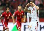 Robert Lewandowski miał w meczu z Armenią powody do frustracji