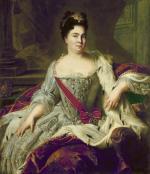 Marta Skawrońska, kurlandzka branka plebejskiego pochodzenia, która do historii przeszła jako Katarzyna I, żona cara Piotra I