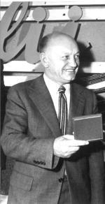 Tadeusz Więckowski uczynił z Cepelii nowoczesną firmę, która stała się wizytówką Polski