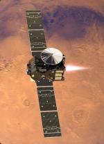 Sonda TGO na orbicie Marsa ratuje honor europejskiej agencji