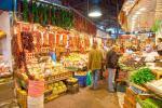 Marnotrawstwo jedzenia zaczyna się między półkami w supermarkecie