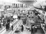 Pawilon włoski na międzynarodowych targach z 1962 roku.