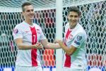 Nasze asy – Arkadiusz Milik i Bartosz Kapustka.