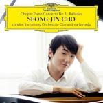Seong-Jin Cho, Chopin: Piano Concerto No. 1, Ballades Deutsche Grammophon,  CD 2016