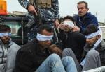 Czterej bojownicy tzw. Państwa Islamskiego schwytani  we wtorek  w Mosulu.