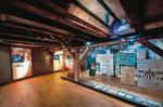 Połączenie starego z nowym, czyli multimedialna wystawa w XVIII-wiecznym zajeździe przekształconym w spichlerz zbożowy.