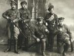 Carskie Ministerstwo Wojny już 12 sierpnia 1914 r. zgodziło się na formowanie czeskich oddziałów ochotniczych, głównie z diaspory wołyńskiej.