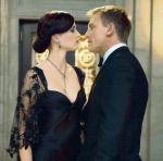 "Agent 007 James Bond i Vesper Lynd, czyli Daniel Craig i Eva Green w ""Casino Royale"". Pierwowzorem Vesper Lynd była Krystyna Skarbek."
