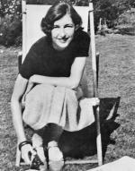 """Krystyna Skarbek (1908–1952) w czasie II wojny światowej była """"ulubioną agentką Churchilla""""."""