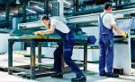W rozbudowywanych za 35 mln zł zakładach firmy Thoni Alutec pojawią się m.in. nowe obrabiarki i frezarki.