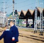 Połączenie kolejowe z Przemyśla do Kijowa ułatwia Ukraińcom dojazd do pracy.
