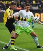 Łukasz Piszczek – bohater meczu z Wolfsburgiem.