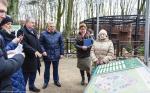 Specjalne wyposażenie, które ułatwi niewidomym zwiedzanie białostockiego ogrodu zoologicznego, to jeden z pomysłów zgłoszonych do Budżetu Obywatelskiego 2016.