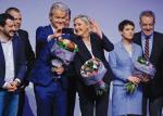Gert Wilders jest jednym z najbardziej wpływowych polityków w Holandii (na zdjęciu z Marine Le Pen).