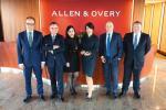 Kancelaria Allen & Overy  osiągnęła pozycję wicelidera m.in. dzięki doradztwu dla grupy Asahi w przejęciu browarów SABMiller.