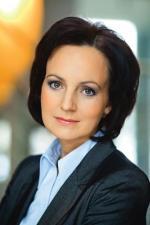 Joanna Erdman, wiceprezes ING Banku Śląskiego.