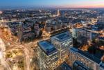 """Warszawa jest – według """"Financial Times"""" – czwartym w Europie najbardziej przyjaznym miastem dlabiznesu."""