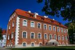 Zamek Książąt Pomorskich w Szczecinku, elewacja południowa po remoncie
