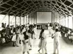 W Fordlandii dla pracowników plantacji kauczukowca w latach 30. XX w. zbudowano świetlicę.