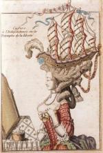 """""""À la piękna kura"""".  Odzieżowy absurd XVIII-wieczny"""