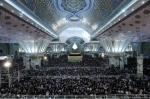 Mauzoleum ajatollaha Chomeiniego. Trzy dni przed zamachem odbyły się tu uroczystości z okazji 28. rocznicy jego śmierci.