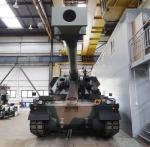 Haubica Krab dzięki współpracy z ukraińskimi konstruktorami otrzyma korygowaną, precyzyjną amunicję.