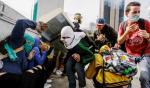 Starcia z policją to w Wenezueli codzienność.