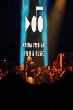 Wostatni weekend czerwca wOstródzie odbyła się Iedycja Arena Festival Film & Music