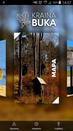 Aplikacja oferuje m.in. interaktywną mapę promującą walory przyrodnicze, historyczne i kulturowe terenu