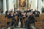 Orkiestra i chór Collegium Vocale Gent.