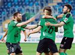 Piłkarze Górnika z Areny Lublin na stadion w Łęcznej wrócili po spadku z ekstraklasy.