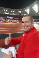 Wojciech Nowicki: jego też stać na zwycięstwo.
