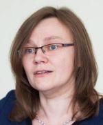 Barbara Jawdosiuk, do niedawna dyrektor w KNF.