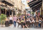 Rumunia jest w tym roku najszybciej rozwijającym się krajem UE. Na zdjęciu deptak w Bukareszcie.