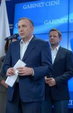 Rafał Trzaskowski ma coraz lepsze notowania  u Grzegorza Schetyny.