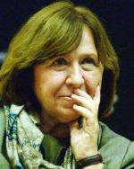 Swiatłana Aleksijewicz, białoruska pisarka, noblistka