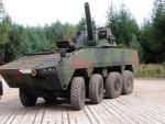 Samobieżny moździerz Rak – dzięki automatowi ładowania i elektronicznemu systemowi kierowania ogniem może prowadzić bardzo precyzyjny, autonomiczny ostrzał